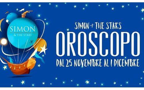 """Oroscopo Settimanale """"LunaNuova in Sagittario"""" (dal 25 novembre al 1 dicembre)"""