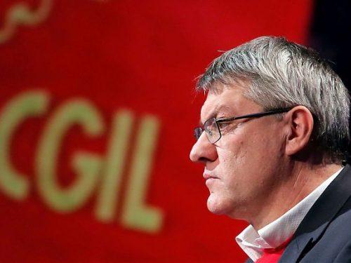 Pensioni Cgil Maurizio Landini lancia proposta Quota 62