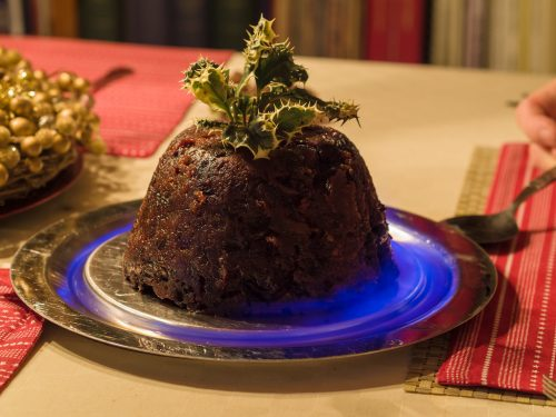 Il Christmas Pudding britannico