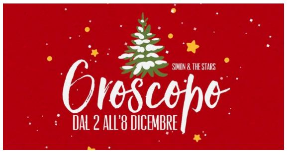 L'Oroscopo di Simon and The Stars per l'Immacolata