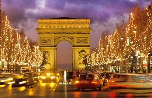 Capodanno 2019 Viaggio unico a Londra affascinante e Parigi magica