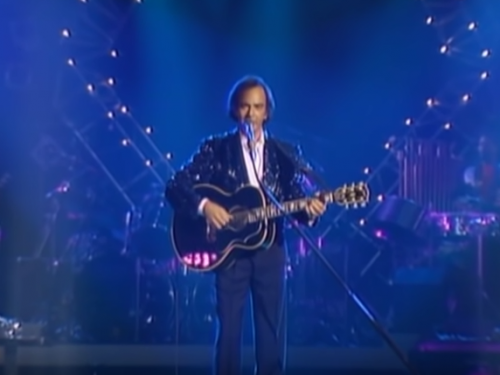 Buon compleanno a Neil Diamond : I Am…I Said, testo e video