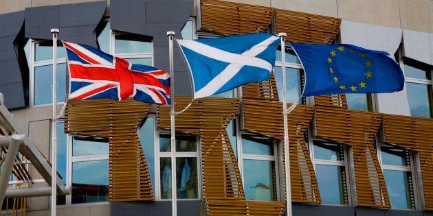 La Scozia non 'lascia' l'Unione Europea