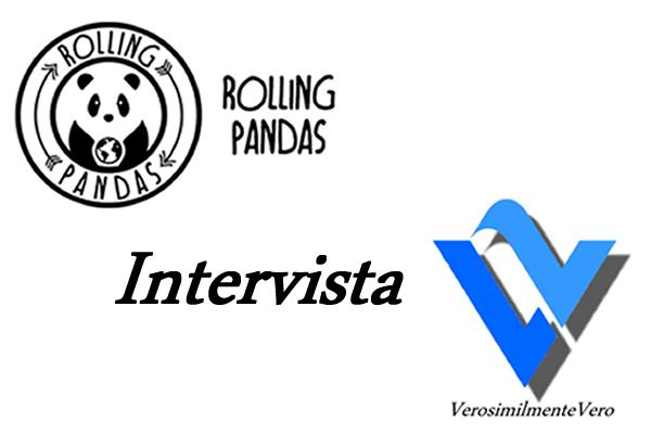 Rolling Pands intervista VerosimilmenteVero