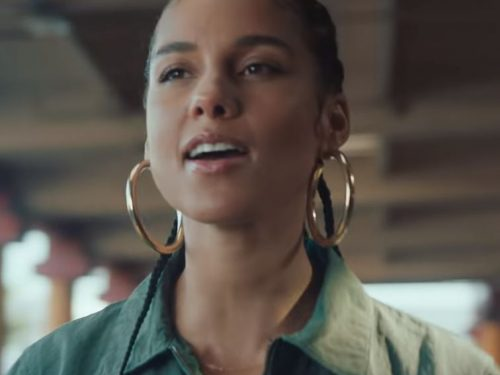 Alicia Keys – Underdog, con testo e video ufficiale