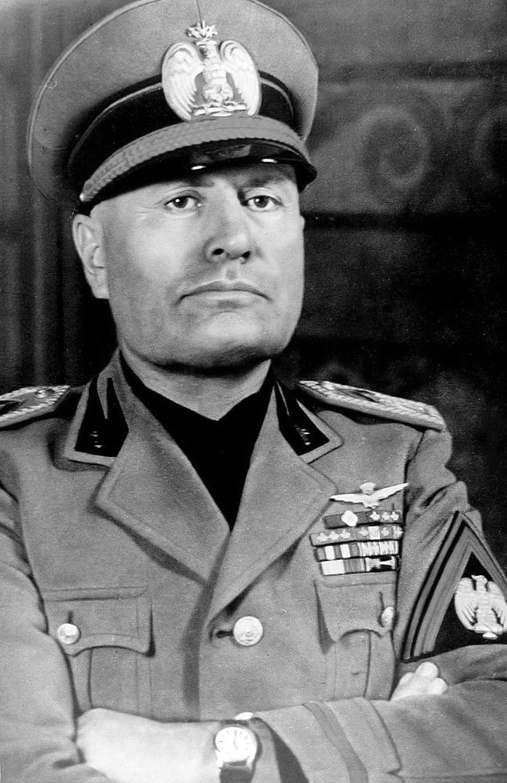 Mussolini e Salò Resta la cittadinanza onoraria