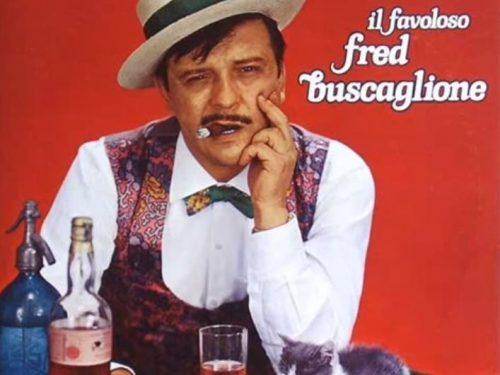 Fred Buscaglione moriva 60 anni fa : Guarda che luna, con testo e video