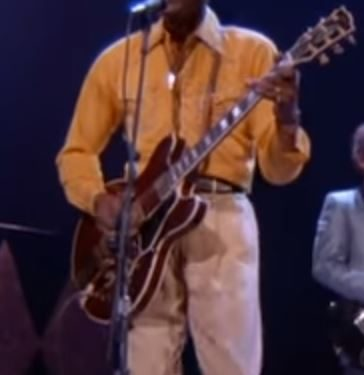 Tre anni fa moriva Chuck Berry : Nadine (Is It You?), con testo e video
