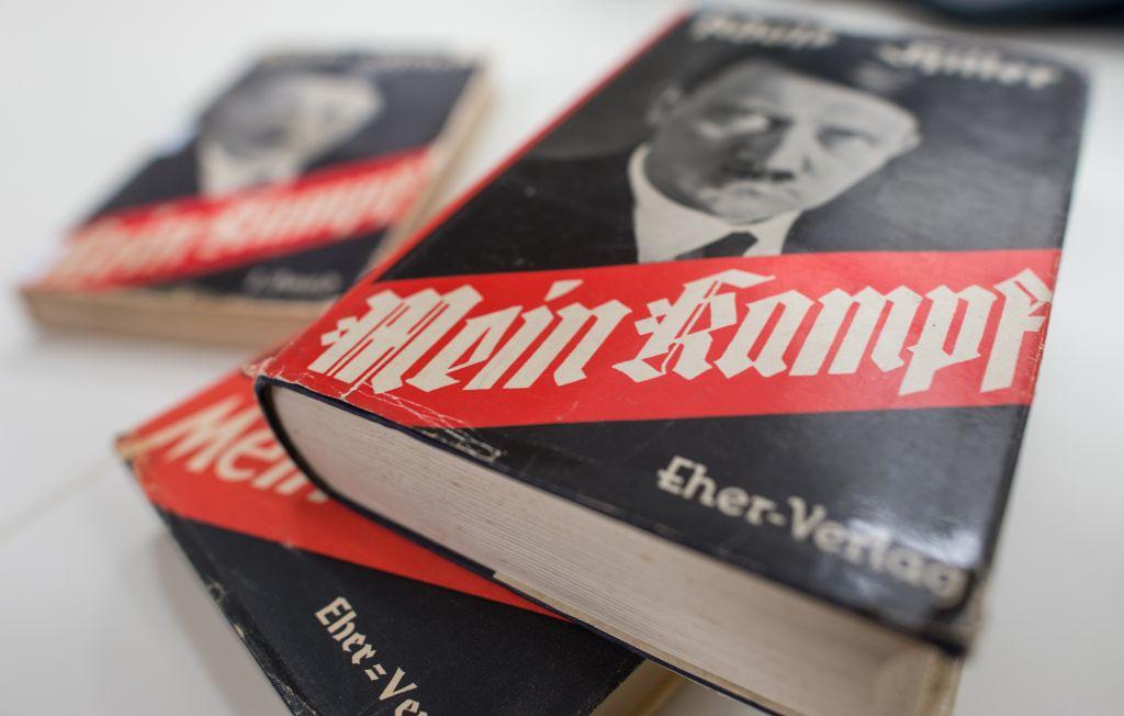Il Mein Kampf messo al bando da Amazon