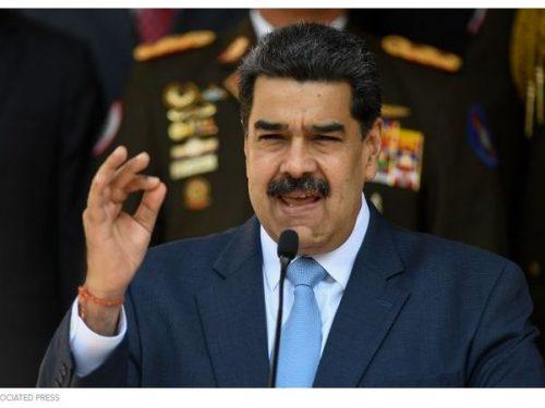 Taglia da 15 milioni di dollari su Nicolas Maduro