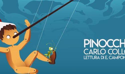 Audiolibro Pinocchio di Carlo Collodi