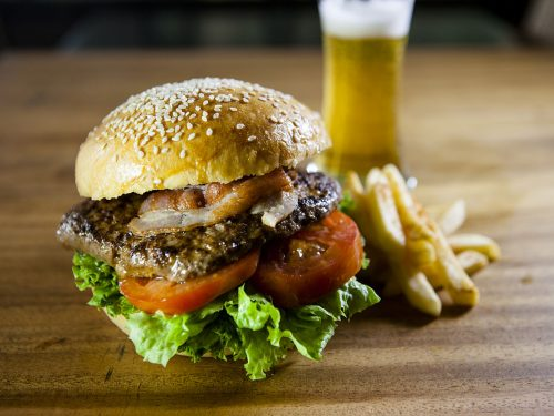 Hamburger alle erbe