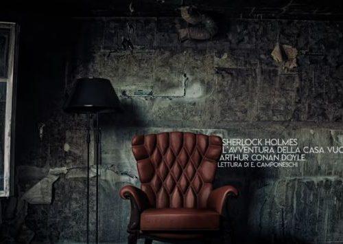 Audiolibro: Sherlock Holmes in L'Avventura della Casa Vuota