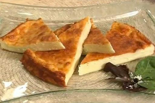 Torta dolce al formaggio