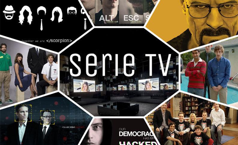 Stati Uniti si fermano le Serie TV