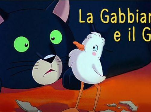 Audiolibro La Gabbianella e il Gatto di Luis Sepùlveda