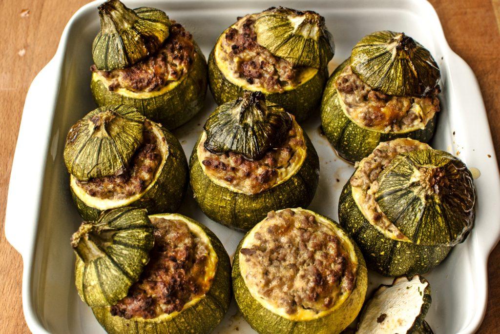 Secondo Piatto Le scodelline di zucchine (Foto UnaDonna)