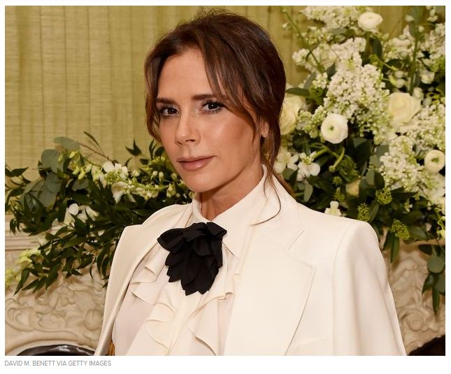 Victoria Beckham con 380 milioni di sterline di patrimonio chiede aiuto allo Stato