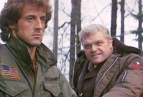 Cinema Morto lo 'Sceriffo' di Rambo