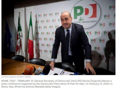 Governo Zingaretti avvisa gli alleati