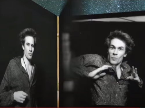 In ricordo di Jeff Buckley : Sky Blue Skin, testo e video