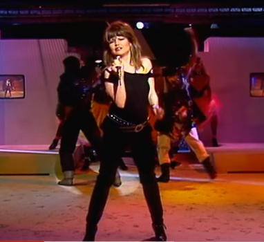 Buon compleanno a Pia Zadora : Let's Dance Tonight, testo e video