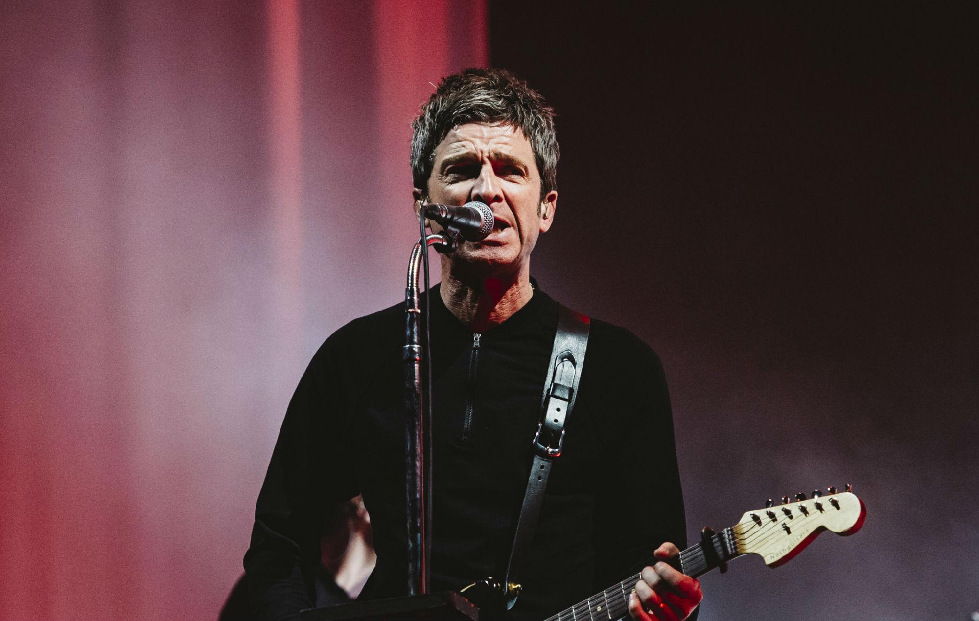 Noel Gallagher Gli attacchi di panico e la cocaina