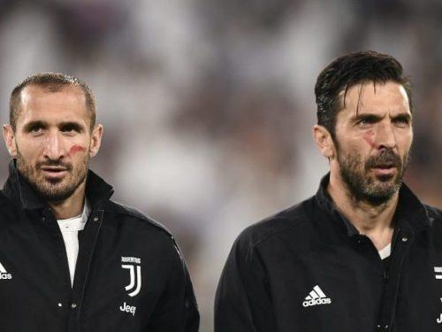 Calcio rinnovo Bianconero per Buffon e Chiellini