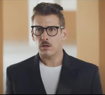 Francesco Gabbani – Il sudore si appiccica, testo e video ufficiale