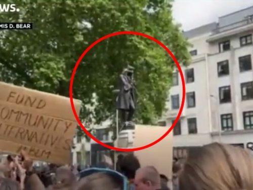 Londra dice basta ai monumenti imperialisti