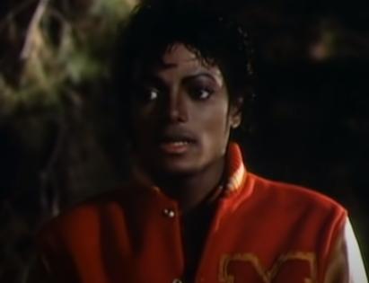 Ricordando Michael Jackson : Thriller, testo e video ufficiale