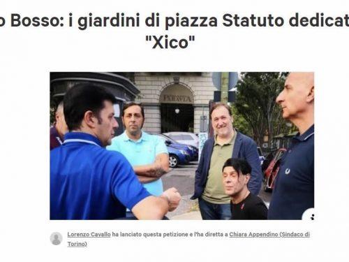 Ezio Bosso: Petizione per dedicare al grande artista i giardini di Piazza Statuto a Torino