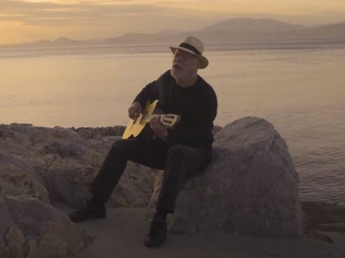 David Gilmour e Romany Gilmour – Yes, I Have Ghosts, testo e video ufficiale