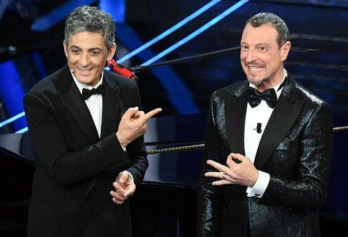 Sanremo 2021 confermata la coppia Amadeus e Fiorello