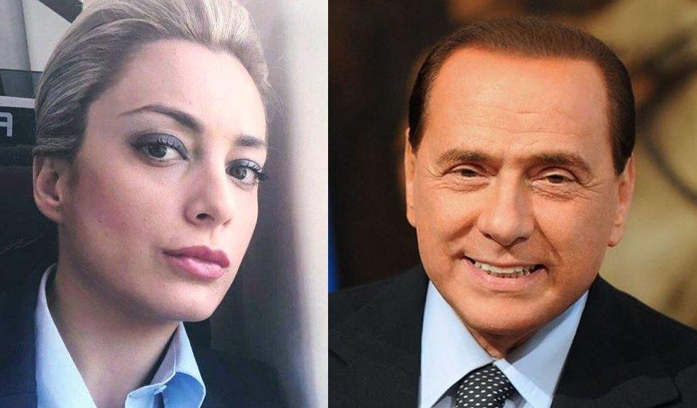 Berlusconi-Covid19: positiva anche la compagna