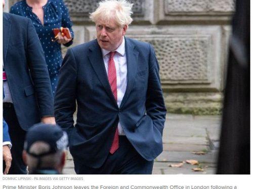 Brexit, ultimatum di Boris Johnson
