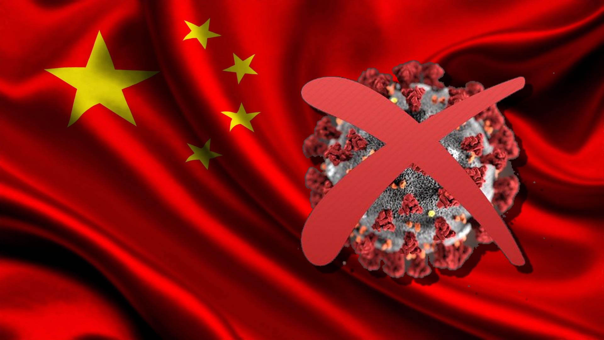 In Cina nessuna nuova infezione 'locale'