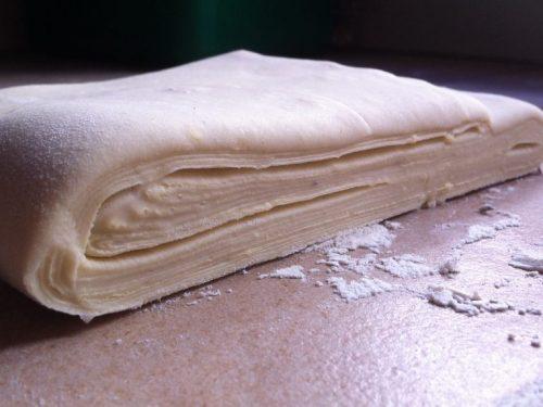 La Pasta sfoglia: Base
