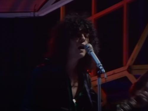 Ricordando Marc Bolan : The Slider, testo e video