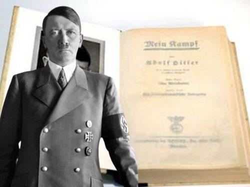 Germania, venduti alcuni manoscritti di Adolf Hitler
