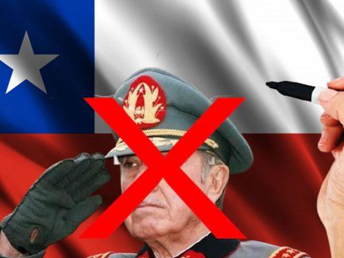 Il Cile cancella Pinochet