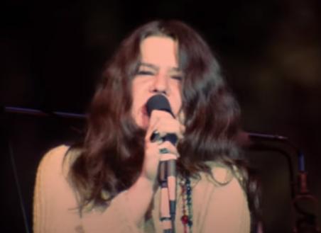 Janis Joplin moriva 50 anni fa : Ball and Chain, testo e video