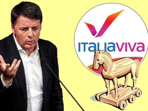 La voglia di rimpasto di Italia Viva