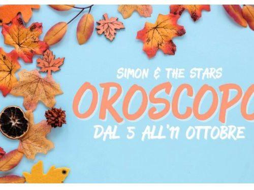 """Oroscopo """"Ultimo quarto di Luna in Cancro"""" (dal 5 all'11 ottobre)"""