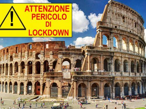 Rispettare le regole: 15 giorni per evitare il lockdown