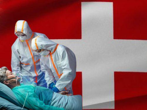 Svizzera: niente rianimazione agli anziani positivi al Covid19