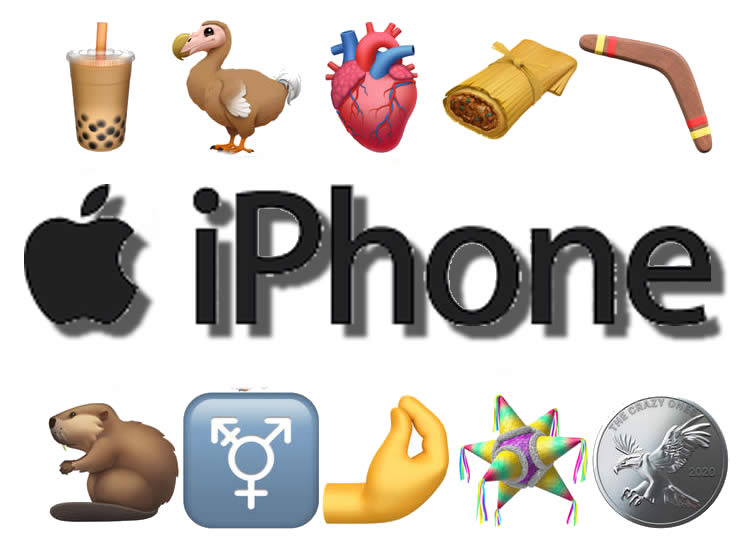 iPhone in arrivo 117 nuove emoji