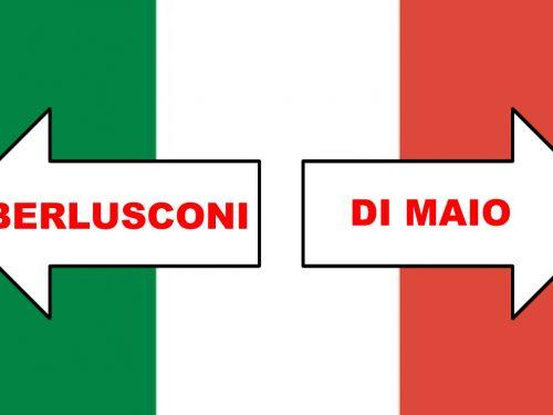 Forza Italia in maggioranza? Secco 'No' di Di Maio