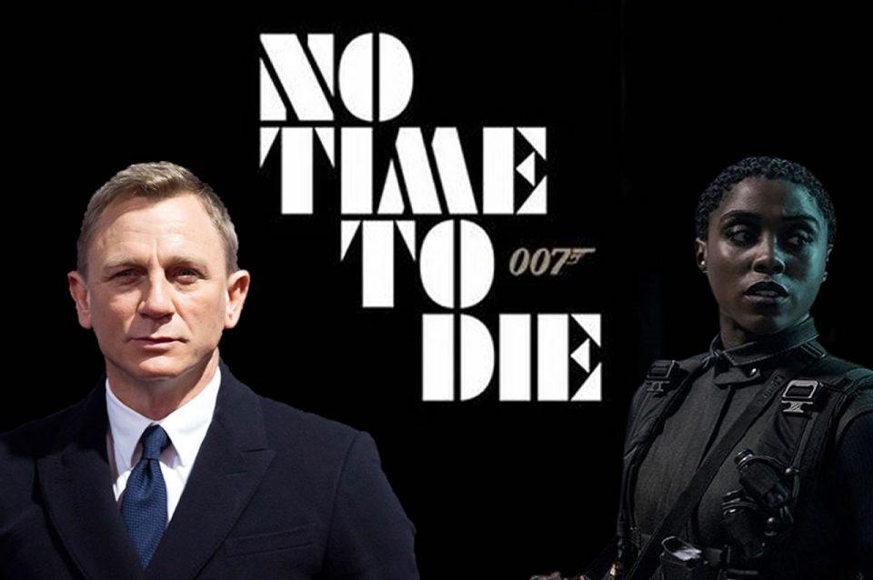 James Bond e la nuova agente della CIA