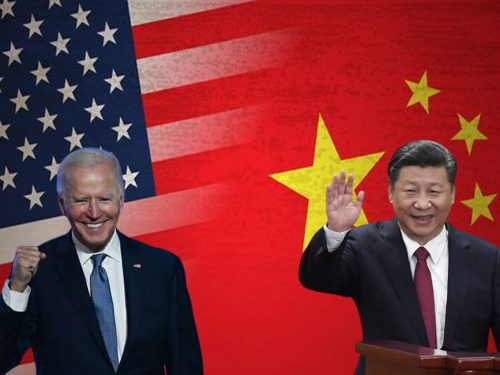 La Cina si congratula con Joe Biden